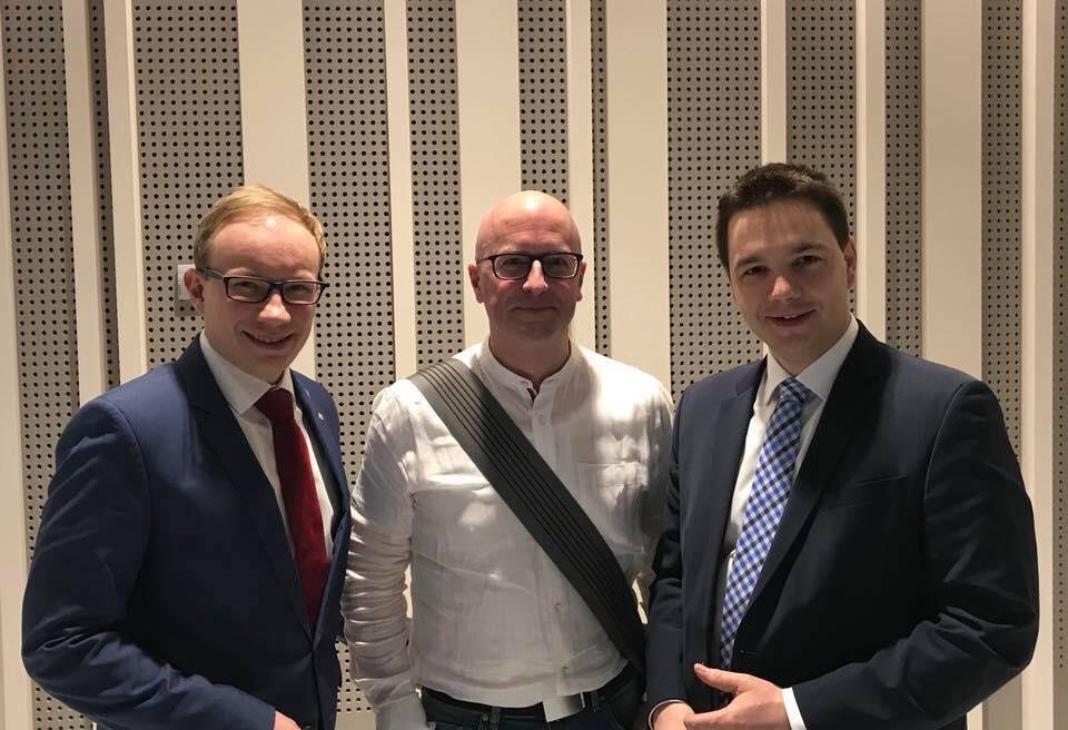 Gespräch mit Herrn Risse vom Landesjugendring Niedersachsen