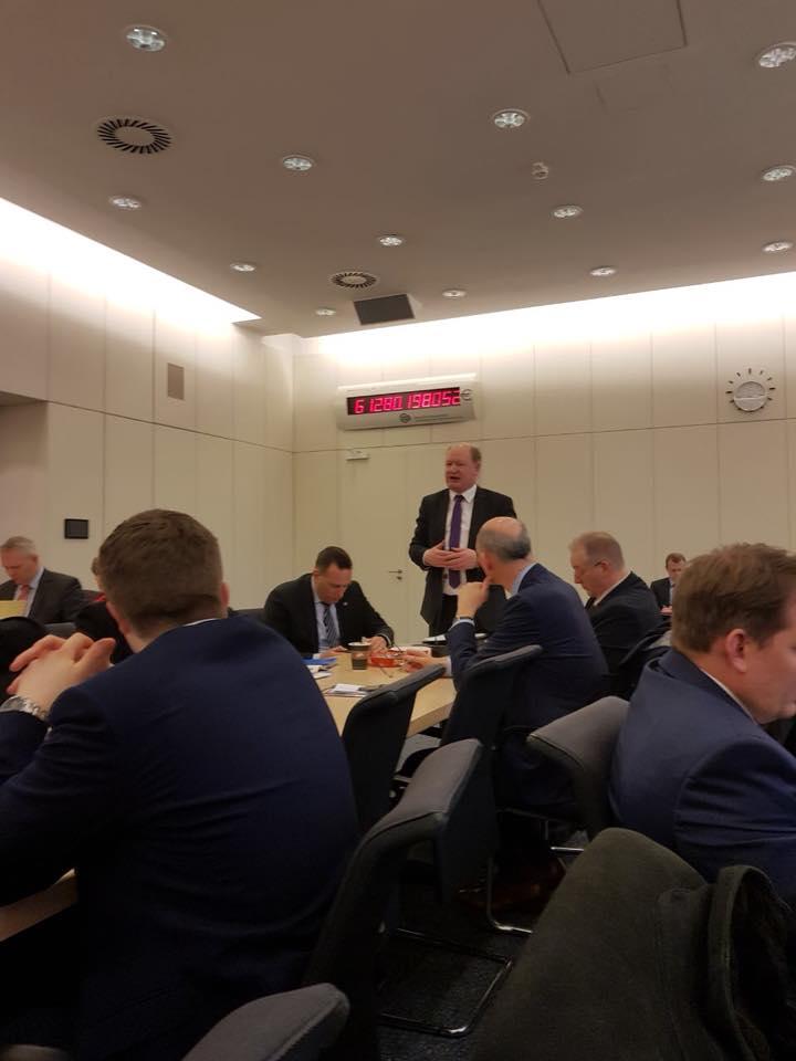 Minister Hilbers stellt Nachtragshaushalt vor